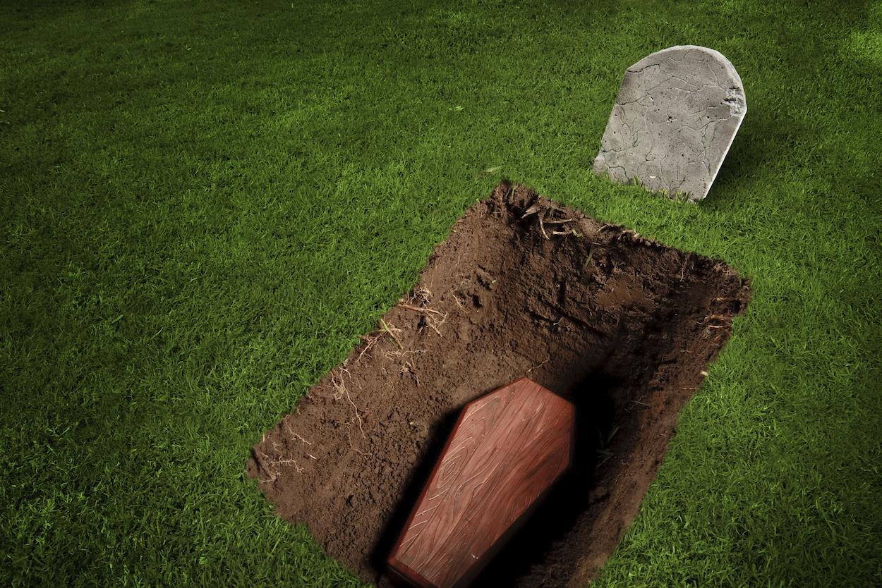 Lebendig Begraben Was Tun